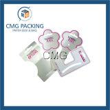 La forma de collar de flores de plegado de la tarjeta gráfica (CMG-049)
