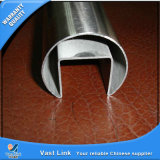 Tubo Grooved Polished dell'acciaio inossidabile
