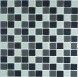 Mischungs-Farben-Glasmosaik-Fliese für Dekoration
