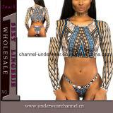 2018 Hot Sale femmes Bikini à manchon long (TLM1841)