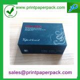 Couvercle de protection personnalisé de haute qualité pour le coffret de boîtes rigides pour livres, documents ou CD / DVD