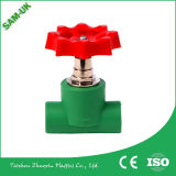 China Factory PPR Plumbing Supplies Stop Valve