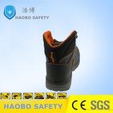 Calzature di funzionamento di sicurezza della punta d'acciaio diplomate Ce