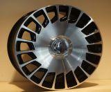 20'' usine de conception moderne des roues en alliage en aluminium d'alimentation