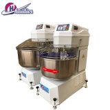 De commerciële Apparatuur van de Bakkerij het Kneden van het Deeg van 50 Kg Machine/de Spiraalvormige Mixer van het Deeg