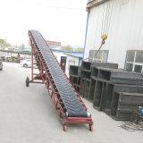 De mobiele Transportbanden die van de Riem die Machine vervoeren voor Beton wordt gebruikt