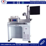 Máquina rotatoria de la marca del grabado del laser del acrílico para el LED