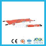 Aleación de aluminio de calidad competitiva camilla plegable (MN-F1-1)