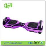 Purpere Hoverboard Twee Wiel Slimme Elektrische Purpere Hoverboard