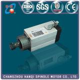 шпиндель 1.5kw охлаженный воздухом Hqd для машины CNC деревянной (GDF46-18Z/1.5)