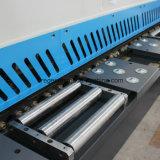 Hydraulische scherende Maschinen-Metallblatt-Ausschnitt-Maschine
