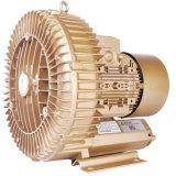 압축 공기를 넣은 운반 시스템에 있는 Ie3 모터 1.5kw 2HP 공기 송풍기 반지 송풍기