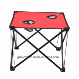 Table de camping pliante portable