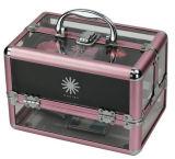 Freier kosmetischer beweglicher Schönheits-Serien-Acrylsauerkasten mit Tellersegment
