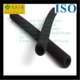 Tubo flexible suave NBR / Caucho de nitrilo de espuma espesor de aislamiento de tuberías Esponja