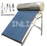 Edelstahl Solarwarmwasserbereiter (Wandmontage-Modell)