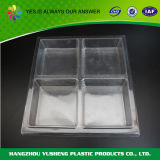 Устранимый пластичный поднос замороженных продуктов
