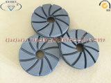 Алмазный резец колеса чашки смолаы диаманта замка улитки