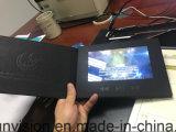 """Leer 7 van Pu """" IPS LCD van het Scherm de VideoBrochure van de Kaart van de Muziek"""