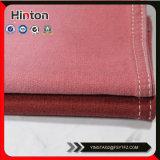 Roze Kleur, de Rozerode Stof van het Denim van de Kleur breiende voor Dame Garment