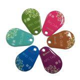 Sistema de fidelidade rasgar Ntag RFID213 NFC Etiqueta de epóxi