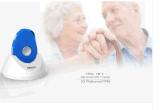 Tracker personnel imperméable à l'eau avec Station d'accueil Durée de vie prolongée de la batterie Localisateur de GPS pour personnes âgées