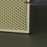 Filtro UV dal purificatore dell'aria del filtrante dell'ossido di titanio TiO2 del rimontaggio