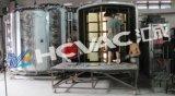 Machine van de Deklaag van de Tegels PVD van de Muur van het titanium de Gouden van Hcvac