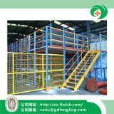 Multicamadas de aço personalizado de paletes para armazenamento de armazém