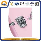 Cassa cosmetica elegante e generosa del carrello della casella di memoria con 6 la presa (HB-6346)