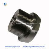 Usinage de précision CNC Pièces en acier inoxydable pour l'alimentation des machines