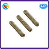 Deux passe à six pans M6 en acier au carbone pilier Goujon/vis de fixations