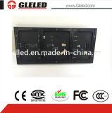 High Refresh Rate Pitch 10mm LED Signaux vidéo pour intérieur