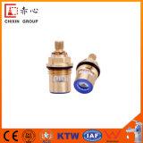 Dischi d'ottone professionali del rubinetto del bacino per la cartuccia dell'ottone dei colpetti