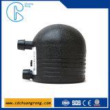 Oferta 2 polegada para tubos de polietileno (tampa da extremidade)