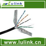 고품질 케이블 Cat5e FTP 근거리 통신망 케이블 Lk F5CB241