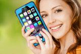Waterdichte Volledige Bescherming Verbeterde Geval TPU/Dekking voor iPhone 6