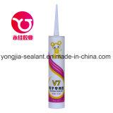 Neutral transparente adhesivo de silicona para espejo (YH-V7)
