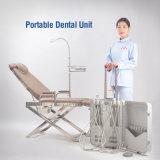 超音波計数装置が付いている歯の手入れの歯科器械の移動式歯科単位/携帯用歯科単位