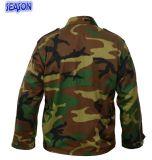 反応印刷されたカムフラージュの軍のWorkwearの衣類のジャケットのユニフォームのWorkwear