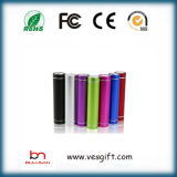 Батарея Li-иона Powerbank металла мобильного телефона 2600mAh портативная