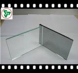 auvent modelé teinté clair de 6mm en verre