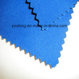 Blue Color 100%Cotton 420g Fleming Retardant Fabric
