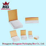 Caja de joyas de papel de gama alta