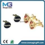Großhandelspreis-Metallhut-Klipp mit kundenspezifischem Firmenzeichen