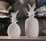 De ceramische BinnenDecoratie van de Ananas Whiteware