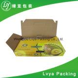 도매 판지 상자 주문 물결 모양 과일 상자 인쇄