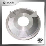 Boucle en aluminium de qualité d'OEM avec le service de usinage