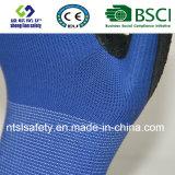 Перчатка безопасности латекса Coated (L601)
