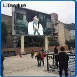 Sinal ao ar livre China do diodo emissor de luz da cor cheia para anunciar